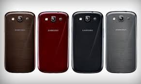 De Samsung galaxy S5 kleuren.